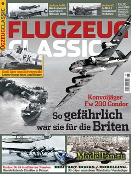 Flugzeug Classic №6 2020