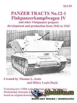 Panzer Tracts No.12-1 - Flakpanzerkampfwagen IV