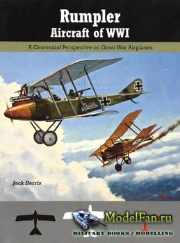 Rumpler Aircraft of WWI (Jack Herris)