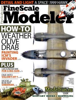 FineScale Modeler Vol.38 №6 (July 2020)
