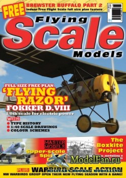Flying Scale Models №151 (June 2012)