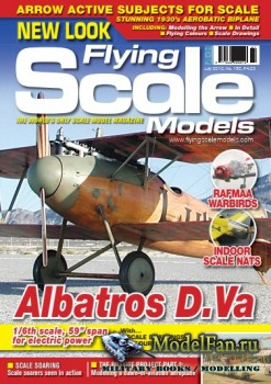 Flying Scale Models №152 (July 2012)