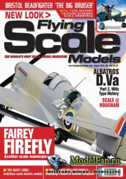 Flying Scale Models №153 (August 2012)