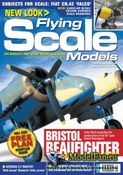 Flying Scale Models №154 (September 2012)