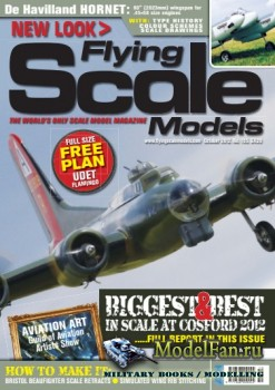 Flying Scale Models №155 (October 2012)