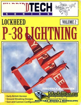 Warbird Tech Vol.2 - Lockheed P-38 Lightning