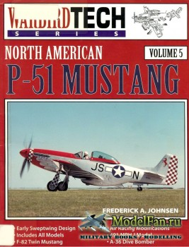 Warbird Tech Vol.5 - North American P-51 Mustang