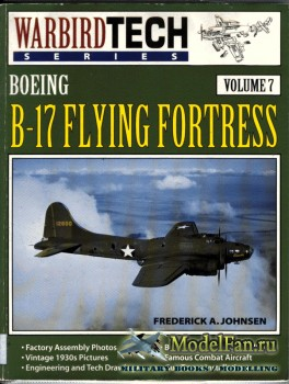 Warbird Tech Vol.7 - Boeing B-17-Flying Fortress