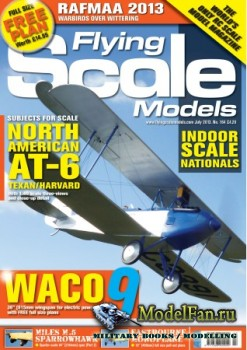 Flying Scale Models №164 (July 2013)