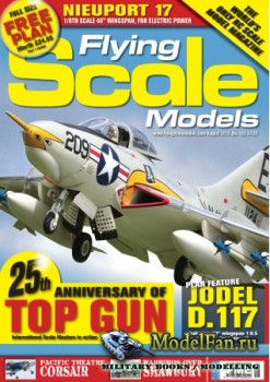 Flying Scale Models №165 (August 2013)