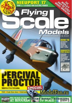 Flying Scale Models №166 (September 2013)