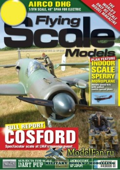 Flying Scale Models №167 (October 2013)