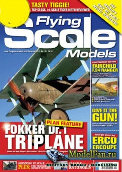 Flying Scale Models №169 (December 2013)