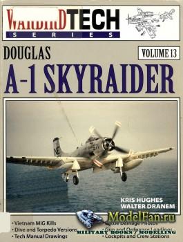 Warbird Tech Vol.13 - Douglas A-1 Skyraider
