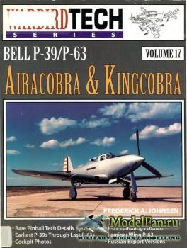 Warbird Tech Vol.17 - Bell P-39/P-63 Airacobra & Kingcobra