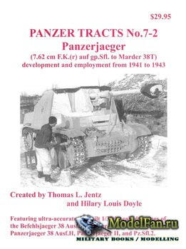 Panzer Tracts No.7-2 - Panzerjaeger