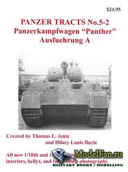 Panzer Tracts No.5-2 - Panzerkampfwagen