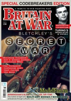 Britain at War Magazine №158 (June 2020)