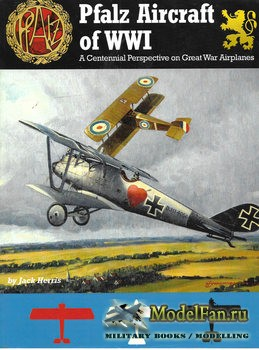 Pfalz Aircraft of WWI (Jack Herris)