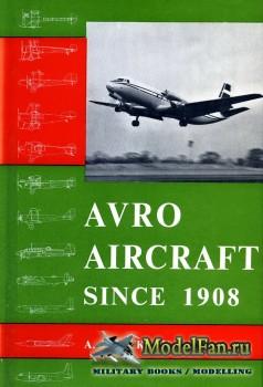 Avro Aircraft Since 1908 (A.J. Jackson)