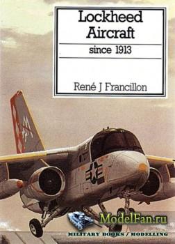 Lockheed Aircraft Since 1913 (R.J. Francillon)