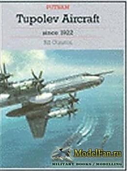 Tupolev Aircraft Since 1922 (Bill Gunston)