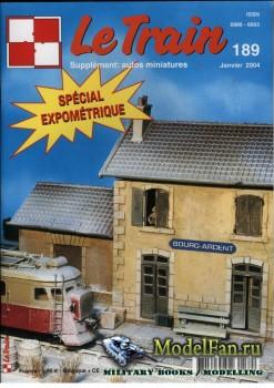 Le Train №189 (January 2004)