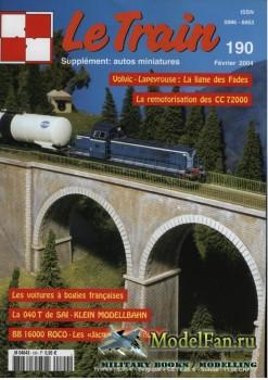 Le Train №190 (February 2004)