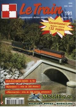 Le Train №191 (March 2004)