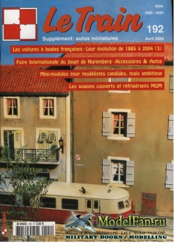 Le Train №192 (April 2004)