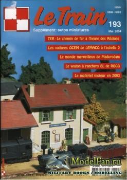 Le Train №193 (May 2004)