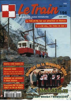 Le Train №194 (June 2004)