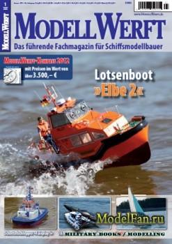ModellWerft 1/2012