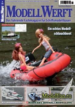 ModellWerft 7/2012
