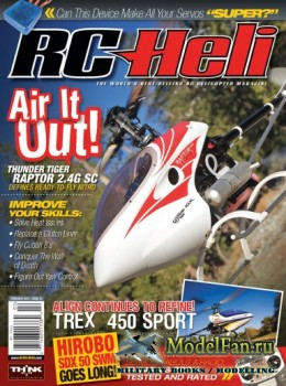 RC Heli (February 2010) Issue 43