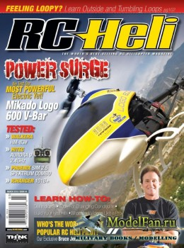 RC Heli (March 2010) Issue 44