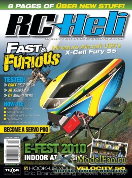 RC Heli (April 2010) Issue 45