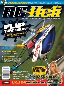 RC Heli (May 2010) Issue 46