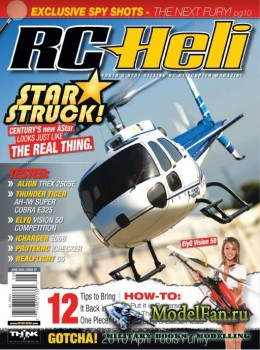 RC Heli (June 2010) Issue 47