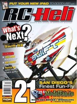 RC Heli (July 2010) Issue 48