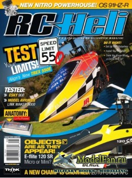 RC Heli (August 2010) Issue 49