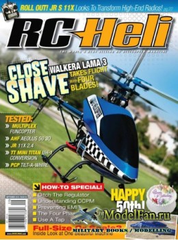 RC Heli (September 2010) Issue 50
