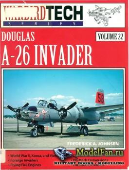 Warbird Tech Vol.22 - Douglas A-26 Invader
