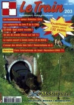 Le Train №203 (March 2005)
