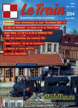 Le Train №204 (April 2005)