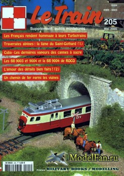 Le Train №205 (May 2005)