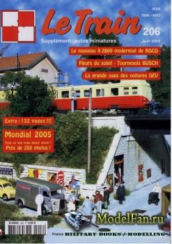 Le Train №206 (June 2005)