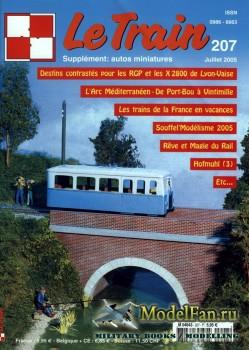 Le Train №207 (July 2005)