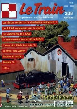 Le Train №208 (August 2005)
