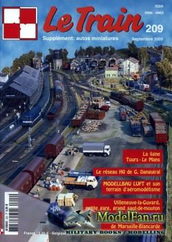 Le Train №209 (September 2005)